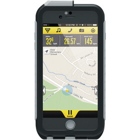 Topeak Weatherproof RideCase - pour iPhone 6+ avec support gris/noir